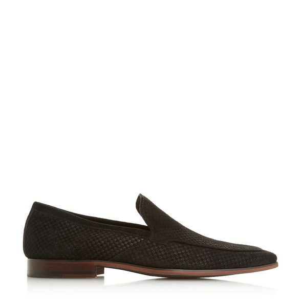 Bertie Black cut loafers 'Proxation' slipper vqd7nqWr
