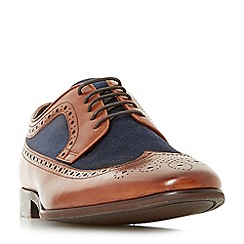 Bertie - Multicoloured 'Parady' american brogue shoes