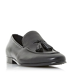 Dune - Black 'Pacey' tassel loafers