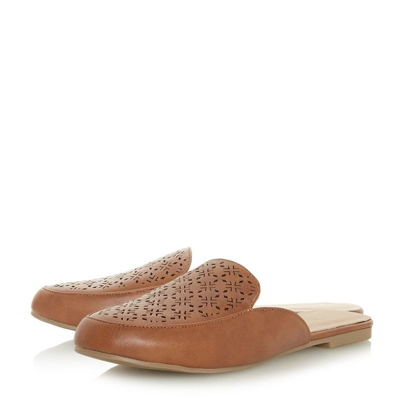 Heels Dune by Tan Head loafers 'Galore' Over T5xaP