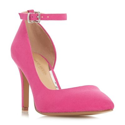Head Over Heels by Dune - Pink 'Clarra' court shoes