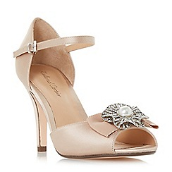 Roland Cartier - Natural 'Darciee' high stiletto heel court shoes
