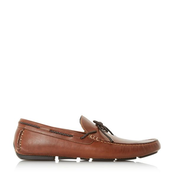plait lace Dune driver Tan 'Barnstable' loafers xqUYU1Ow