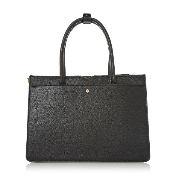 Dune tote large 'Daran' handle Black top bag 0pFrw0qK