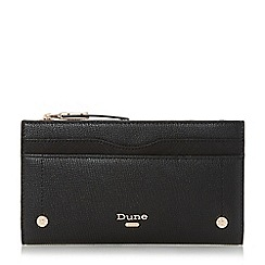 Dune - Black 'Karan' contrast trim purse