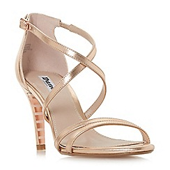 Dune - Rose 'Mariela' ankle strap sandals