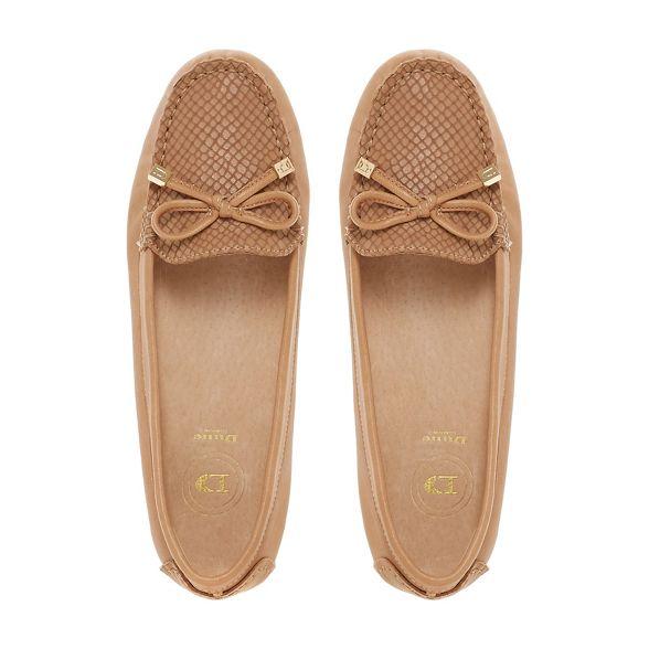 Tan nbsp; loafers Dune 'Geenova' leather AfqwxP8gU