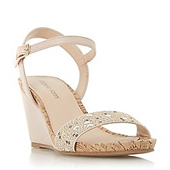 Roberto Vianni - Natural 'Krissy' ankle strap sandals