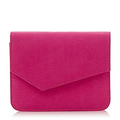 Head Over Heels by Dune - 'Bonne' structured clutch bag