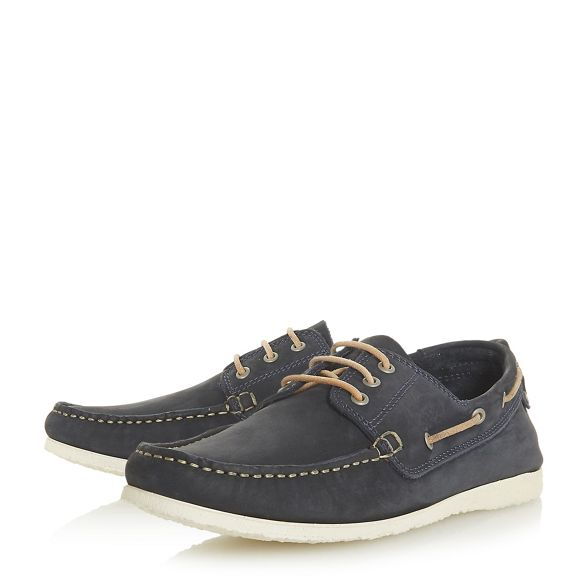 boat Dune Navy classic shoes 'Barge' rvvtq
