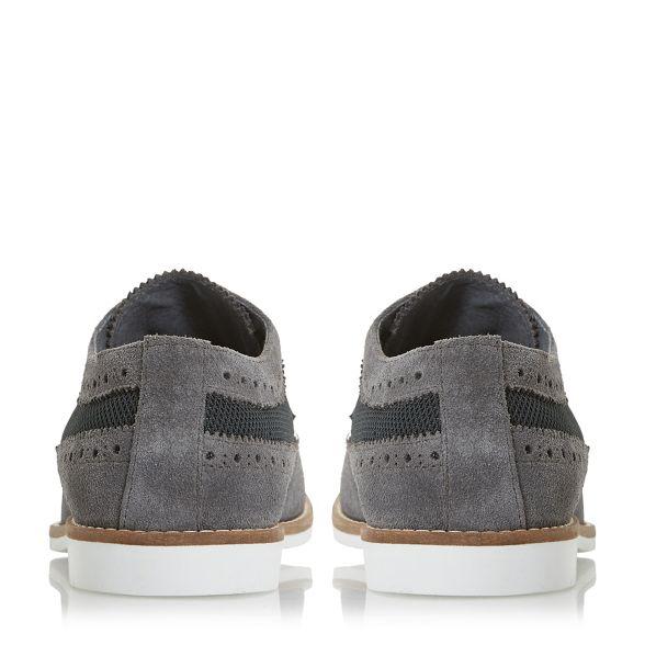 Grey Dune lace 'Baldini' brogues mesh up dq1q7r4w