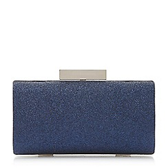 Roland Cartier - Brandee' small rectangle glitter shoulder bag