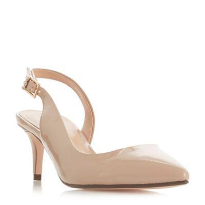Roland Cartier - Natural 'Doriana' mid court shoes