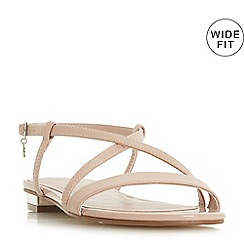 Womens Nenna Ankle Strap Sandals Dune London