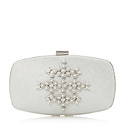 Roland Cartier - Bella' pearl encrusted clutch bag