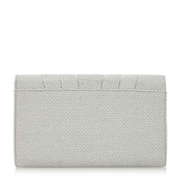 bag diamante Cartier Beverly' detail Roland pleat Silver clutch zPFnwW0q