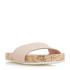 Roberto Vianni - Natural leather 'Lentil' sandals