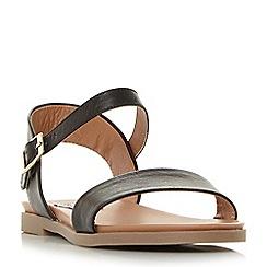 25384c3ab5a Steve Madden - Black  Dina  ankle strap sandals