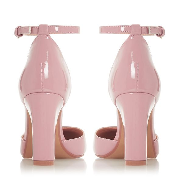 Mid shoes high heel Head 'Calipso' Heels Over block rose by court Dune PA1wB