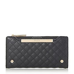 Dune - Black 'Kiamh' quilted purse