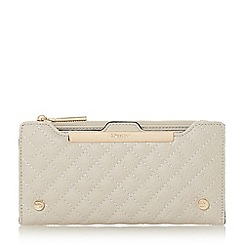Dune - Grey 'Kiamh' quilted purse