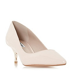 Dune - Light pink 'Aspire' court shoes