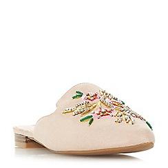 Dune - Light pink 'Geranium' loafers