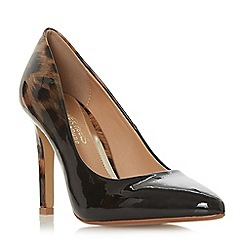 Head Over Heels by Dune - Multicoloured 'Alexxa' high stiletto heel court shoes