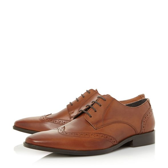 punch Dune 'Phil's' Tan Gibson shoes hole wingtip xq4PwR