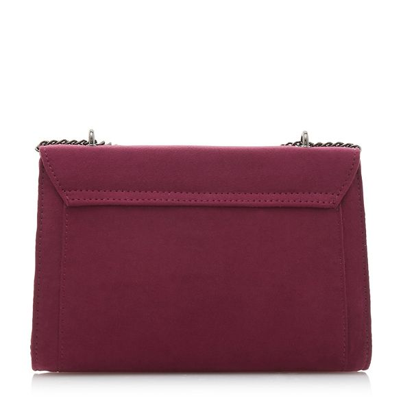 flapover Heels Dune bag Over by boxy clasp Head Bellarou' 7wSgp