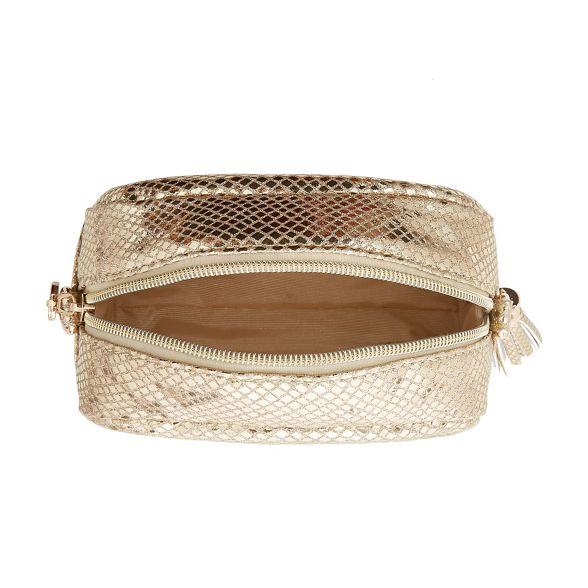 metallic tassel Over Belini' charm Head bag Heels Dune by wBUqXZq