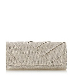 Roland Cartier - Benitah' cross pleat clutch