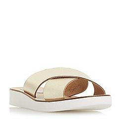 Black 'Trent' mule sandals cheap sale how much Wnx6dH7s