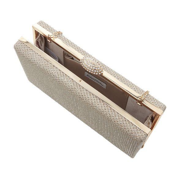 Briana' bag clasp Cartier diamante oval clutch Roland wCTvq5C