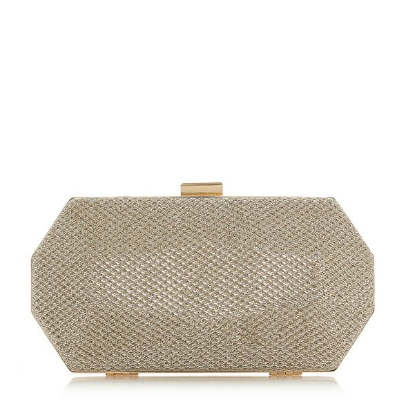 Roland Bonley' Cartier box glitter clutch bag r5r4g