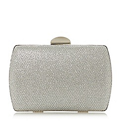 Roland Cartier - 'Boxy' textured box clutch bag