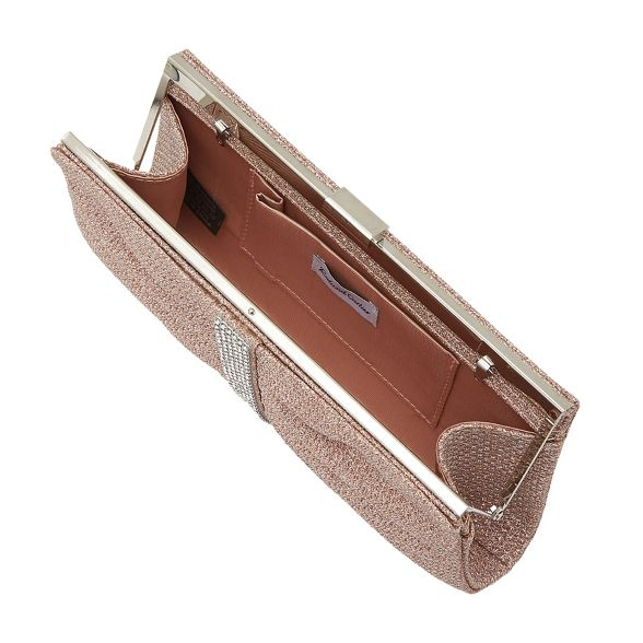 sparkly Cartier diamante Roland Bellvia' clutch trim bag I71xUwqvxR