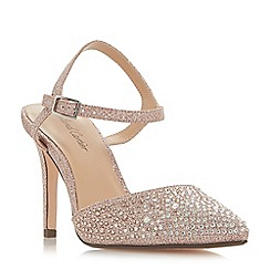 Roland Cartier - Rose 'Derindy' high stiletto heel court shoes