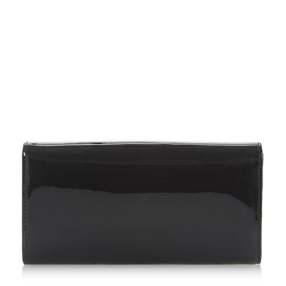 'kaandelion' semi circle hardware Dune purse Black zqpTxw5