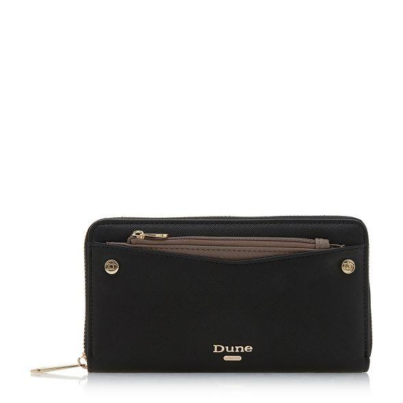 Black purse removable 'Kbecci' pouch Dune vxwR4daqq