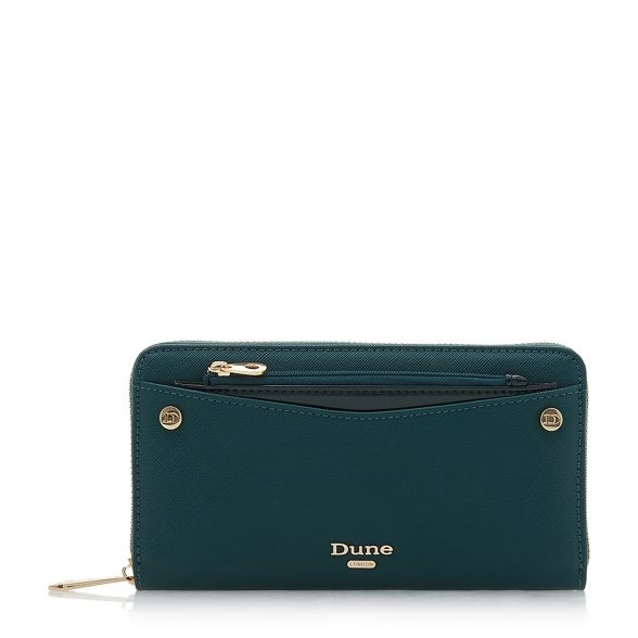 Green 'Kbecci' Dune pouch removable purse AH4ZFw