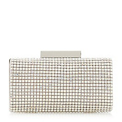 Roland Cartier - Blingy' rhinestone clutch bag