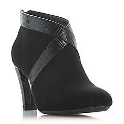 Roberto Vianni - Black 'Olaya' ankle boots
