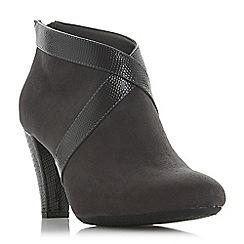 Roberto Vianni - Grey 'Olaya' ankle boots