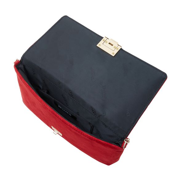detail lock Red Dune 'Bellairs' clutch wUzF1qF