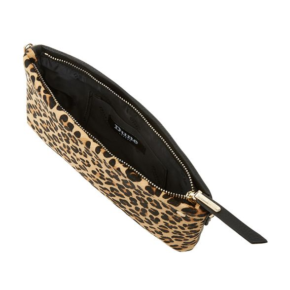 top slim 'Bronwynn' bag Multicoloured clutch zip Dune FIPxw4qv