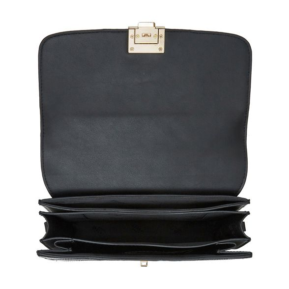 clutch patchwork bag 'Datchy' Dune Black q7ftWTWAw
