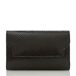Head Over Heels by Dune - Betty' squared edge clutch bag