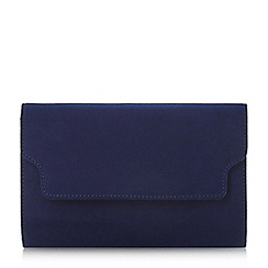 Head Over Heels By Dune Betty Squared Edge Clutch Bag