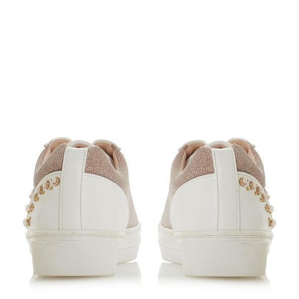 Head trainers gold casual 'Ellery' Dune Heels Over Rose by rwX8r1q